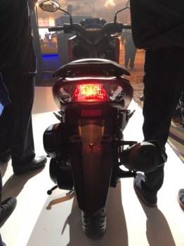 Penampakan Yamaha Lexi 125 cc tahun 2018...mirip adiknya NMAX gans.. (5)