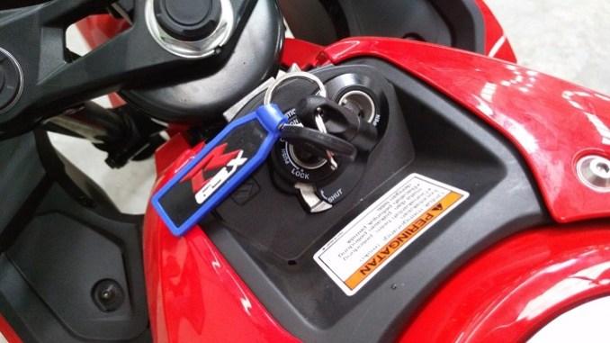 Suzuki Gsx R150 Kini Ada Pilihan Shutter Key System Lebih Murah