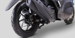 ban tubeless Yamaha Lexi 125 VVA dan Lexi S tahun 2018