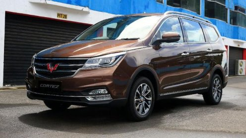 hasil test drive wuling cortez