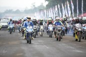 Kemeriahan pesta Suzuki Bike Meet – Jamboree Nasional 2018 bersama Andrea Iannone dan Alex Rins (8)