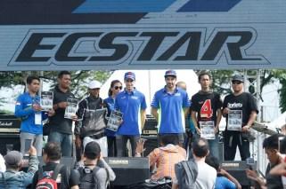 Kemeriahan pesta Suzuki Bike Meet – Jamboree Nasional 2018 bersama Andrea Iannone dan Alex Rins (9)