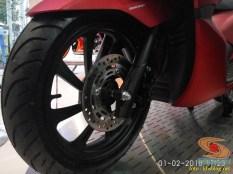 Lebih dekat dengan Honda PCX 150 lokal Indonesia tahun 2018 (14)