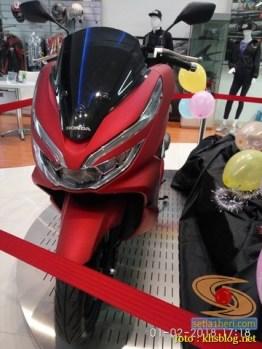 Lebih dekat dengan Honda PCX 150 lokal Indonesia tahun 2018 (2)