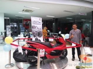 Lebih dekat dengan Honda PCX 150 lokal Indonesia tahun 2018 (23)