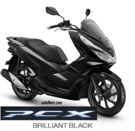 Pilihan Warna Honda PCX 150 Indonesia tahun 2018