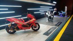 Ragam Modifikasi Honda PCX 150 Indonesia tahun 2018 (1)