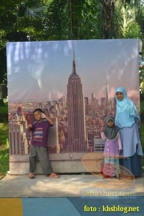 Serunya family gathering blogger dan vlogger Jawa Timur bersama MPM di Ciputra Waterpark Surabaya (9)