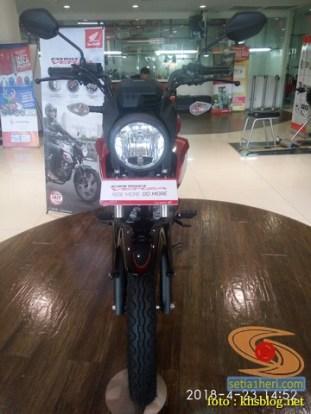 Harga Honda CB150 Verza di Kota Surabaya tahun 2018 (2)