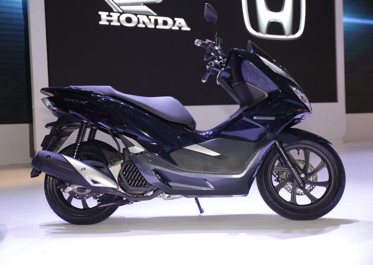 All New Honda PCX Hybrid tahun 2018