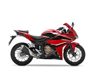Tampilan warna baru moge Honda CBR500R tahun 2018
