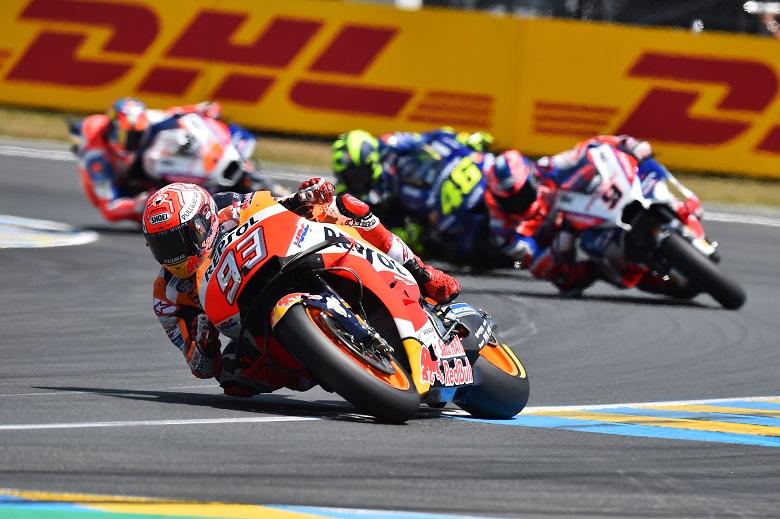 Download Video Full Race MotoGP Perancis tahun 2018, Marquez tetap pertamax gans
