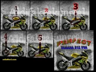 Daftar usulan dan harapan facelift Yamaha R15 V3 kedepan dari Warganet