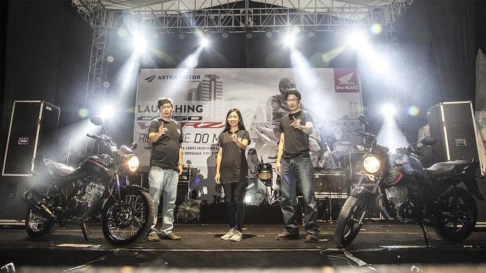 Harga motor All New Honda CB150 Verza tahun 2018 di Yogyakarta dan sekitarnya brosis