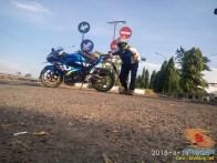 Serunya blogger setia1heri manasin mesin Suzuki GSX R 150 alias si 3C0 buat sungkem emak di Tuban (12)