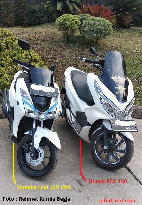 Kumpulan pengalaman biker geber Yamaha Lexi 125 VVA