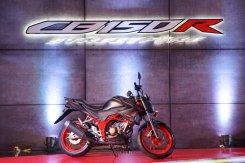 Facelift Honda CB150R StreetFire tahun 2018