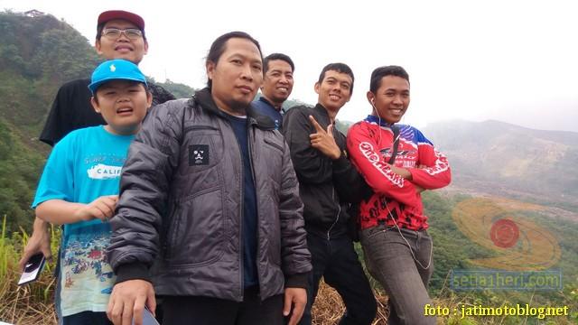 Kodpar HBH Jatimotoblog 2018 di gunung kelud Kediri (2)