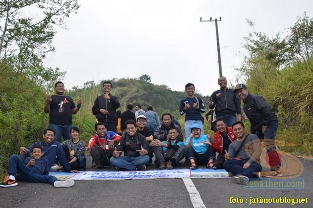 Kodpar HBH Jatimotoblog 2018 di gunung kelud Kediri (3)