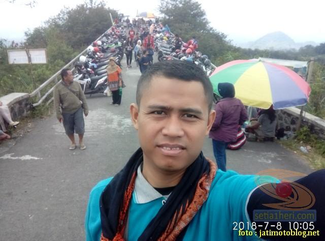 Kodpar HBH Jatimotoblog 2018 di gunung kelud Kediri (5)