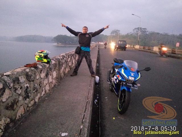Kodpar HBH Jatimotoblog 2018 guyubz rukun blogger jawa timur dan 3 pabrikan Honda, Yamaha dan Suzuki (10)