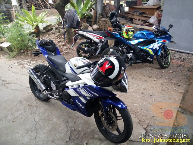 Kodpar HBH Jatimotoblog 2018 guyubz rukun blogger jawa timur dan 3 pabrikan Honda, Yamaha dan Suzuki (5)