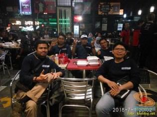 Meriahnya Halal Bihalal Biker Suzuki Jawa Timur dan Nobar Moto GP Assen 2018 (15)