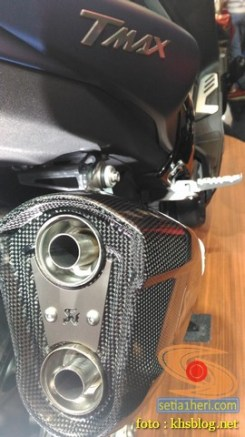 Gambar detail Yamaha Tmax DX tahun 2018 dan harga spesifikasi nya (7)