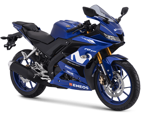 Harga Yamaha R15 V3 livery Movistar Yamaha MotoGP tahun 2018