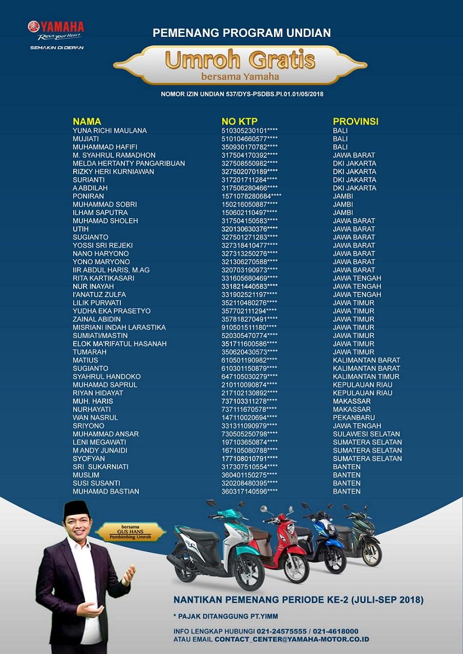 Pengumuman_Daftar_Pemenang_Umroh bareng Yamaha tahap 1 tahun 2018-1