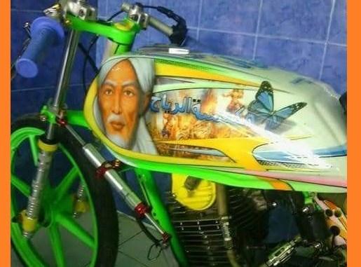 Sejarah dan kisah motor legendaris balap liar 1200m GL Sapu Angin Barbara Jawa Timur