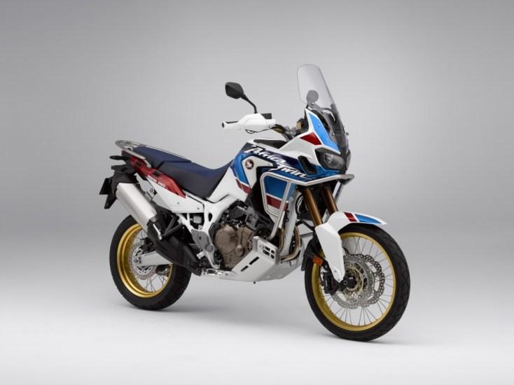 Varian Baru dan harga Honda CRF1000L Africa Twin Adventure Sports tahun 2018 (1)