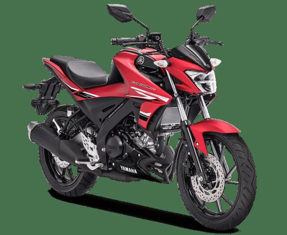 Warna dan stripping baru All New Vixion R tahun 2018