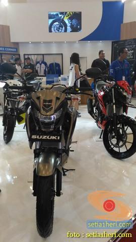 pilihan warna dan harga motor suzuki bandit tahun 2018