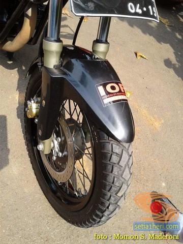 Yamaha Scorpio modifikasi turing yang fungsional dan hi tech brosis (7)