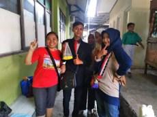 Nunggang Honda Verza, pemuda ganteng jas parlente penjual tahu asal Bogor ini pikat gadis hingga emak-emak gans (3)