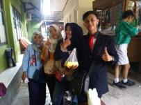 Nunggang Honda Verza, pemuda ganteng jas parlente penjual tahu asal Bogor ini pikat gadis hingga emak-emak gans (5)