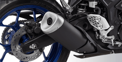 Spesifikasi, harga dan tampilan Yamaha R25 dan R3 tahun 2018 3