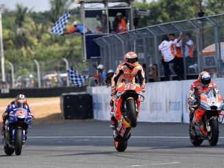 hasil balap moto gp thailand tahun 2018