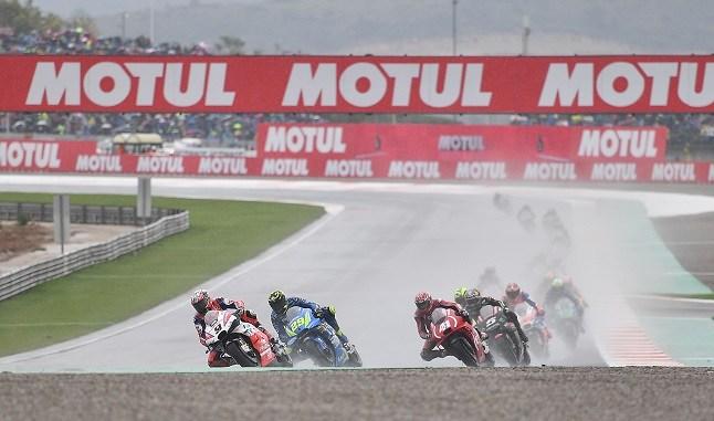 balapan moto gp valencia tahun 2018