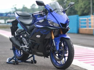 Harga Yamaha R25 tahun 2018 Area Karesidenan Madiun & Kediri brosis