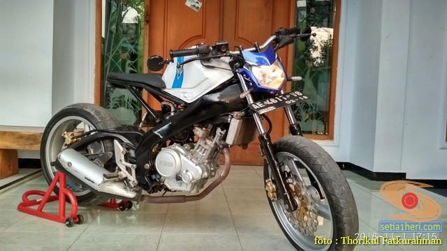 Sadis, Modifikasi Yamaha vixion 2014 Minorfighter asal Ponorogo (1)