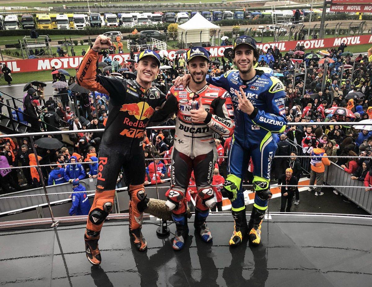 pemenang balapan moto gp valencia tahun 2018