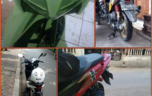Perbandingan review Honda Vario 125 old dan Honda Vario 125 led