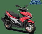 Pilihan warna baru Yamaha Aerox 155 VVA tipe S tahun 2018 warna merah