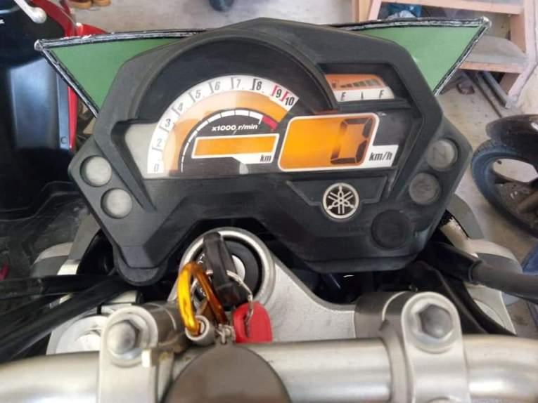 speedometer yamaha byson tahun 2012
