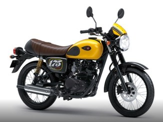 Pilihan warna Kawasaki-W175-Cafe- tahun 2019