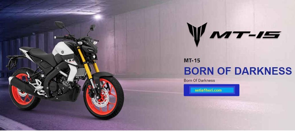 Spesifikasi, harga dan pilihan warna Yamaha MT15 tahun 2019
