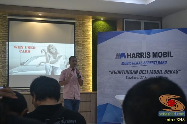 Talkshow Keuntungan Beli Mobil Bekas dari Harris Mobil Surabaya dan Indra FORWOT (2)