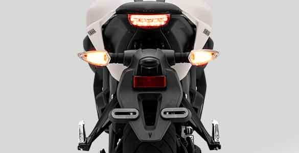 gambar bokong Yamaha MT-15 tahun 2019